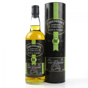 Banff 1976 Cadenhead's 24 Year Old
