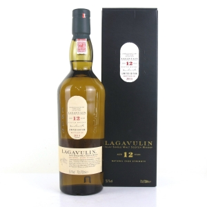 Lagavulin 12 Year Old Cask Strength 2013 Release