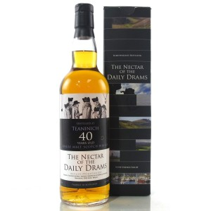 Teaninich 1973 The Nectar 40 Year Old