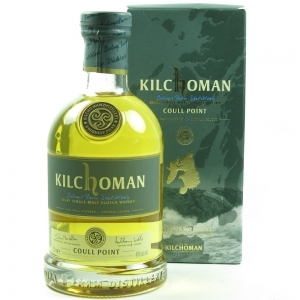 Kilchoman Coull Point (Travel Retail Exclusive) Front