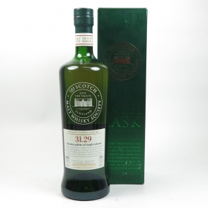 Jura 1989 SMWS 25 Year Old 31.29