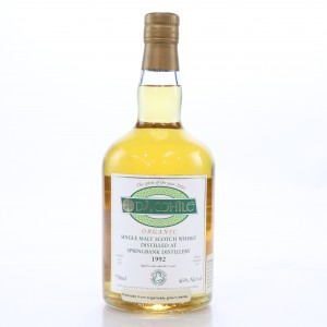 Springbank 1992 Da Mhile 7 Year Old Organic 75cl / US Import