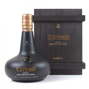 Littlemill 21 Year Old First Edition