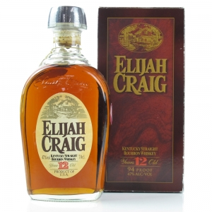 Elijah Craig 12 Year Old 94 Proof