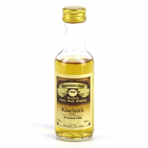 Kinclaith 1966 Gordon and MacPhail Miniature 5cl