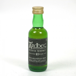 Ardbeg 10 Year Old 1970s Miniature 5cl
