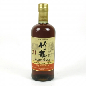 Taketsuru 21 Year Old 80th Anniversary Madeira Finish