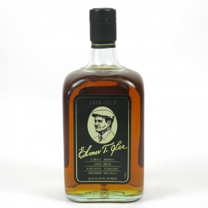 Elmer T Lee Single Barrel 1919 - 2013 Commemorative Bottle