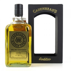 Ledaig 1997 Cadenhead's 19 Year Old
