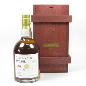 Cooley 1996 Celtic Cask Aon / Single Cask