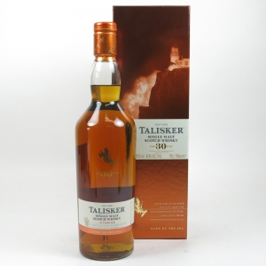Talisker 30 Year Old 2012 Release