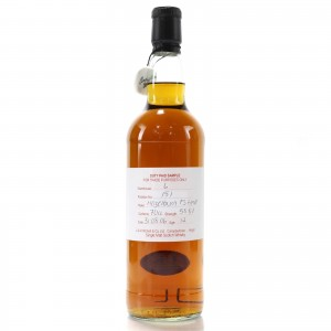 Hazelburn 2006 Duty Paid Sample 12 Year Old / Fresh Sherry Hogshead