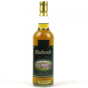 Bladnoch 12 Year Old Sherry Matured