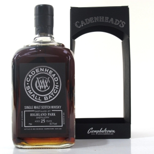 Highland Park 1988 Cadenhead's 25 Year Old
