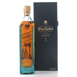 Johnnie Walker Blue Label Barcelona Limited Edition