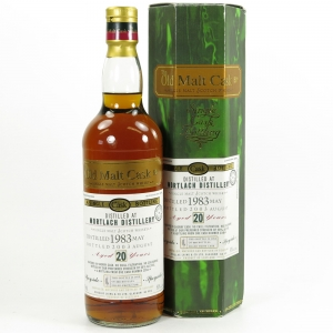 Mortlach 1983 Douglas Laing 20 Year Old