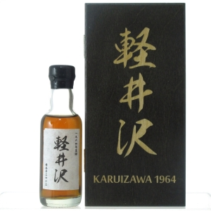 Karuizawa 1964 Wealth Solutions 48 Year Old Miniature / with Book