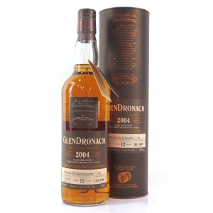 Glendronach 2004 Single Cask 12 Year Old #351