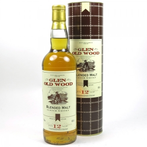 Glen Old Wood 12 Year Old Blended Malt