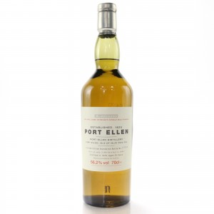 Port Ellen 1978 25 Year Old 4th Release