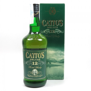 Catto's Deluxe 12 Year Old