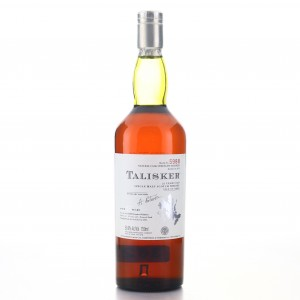 Talisker 1975 Cask Strength 25 Year Old 75cl / Inaugural Release - US Import