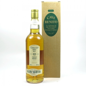 Glen Scotia 12 Year Old
