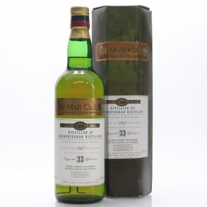 Auchentoshan 1967 Douglas Laing 33 Year Old Cask Strength