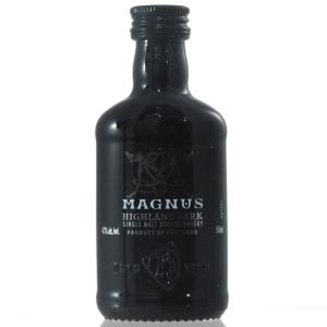 Highland Park Magnus Reserve Miniature 5cl / US Exclusive