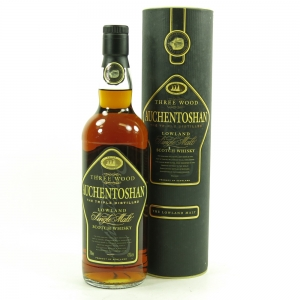 Auchentoshan Three Wood Front