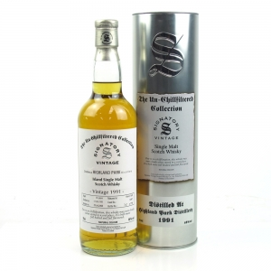Highland Park 1991 Signatory Vintage 16 Year Old