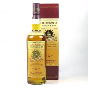 Glenmorangie Millenium Malt Limited Edition 12 Year Old Front