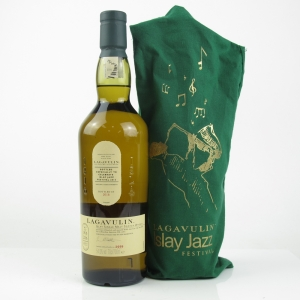 Lagavulin Jazz Festival 2016 / Signed