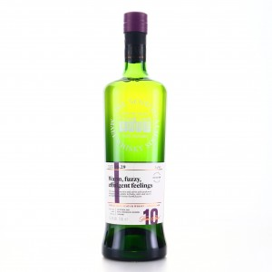 Glendronach 2008 SMWS 10 Year Old 96.29 / One of 80 Bottles