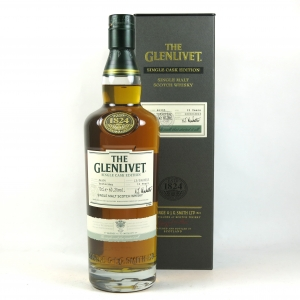 Glenlivet Yesterday 15 Year Old Single Cask Front