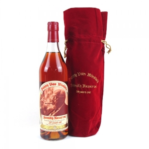 *Serial Number Pappy Van Winkle 20 Year Old Family Reserve