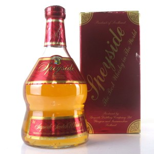 Speyside Suberb Scotch Whisky 1980s