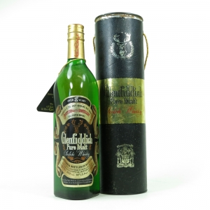 Glenfiddich 8 Year Old Pure Malt 1970s