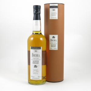 Brora 30 Year Old 2004 Release front