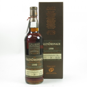 Glendronach 1990 Single Cask #3068 20 Year Ol