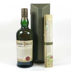 Ardbeg Lord of the Isles 25 Year Old Front