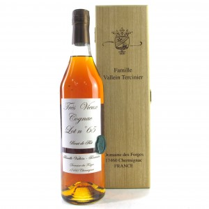 Famille Vallein-Tercinier Lot 65 Grande Champagne Cognac / Wealth Solutions