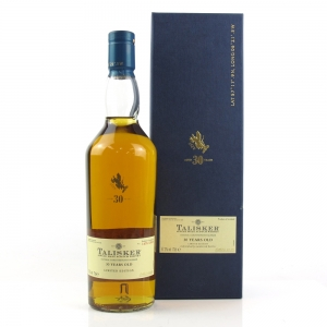 Talisker 30 Year Old 2010 Release