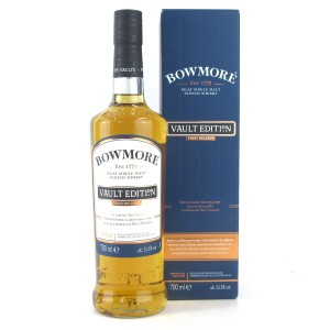 Bowmore Vault Edition / First Release