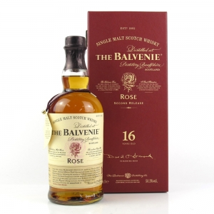 Balvenie Rose 16 Year Old / Second Edition