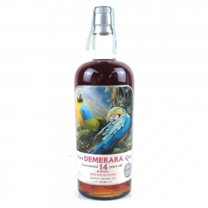 British Guyana 1991 Silver Seal 14 Year Old Demerara Rum