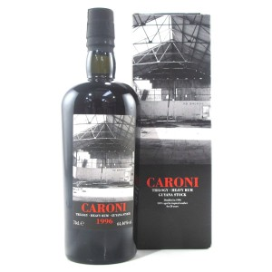 Caroni 1996 Trilogy 20 Year Old Guyana Stock Heavy Rum / LMDW 60th Anniversary