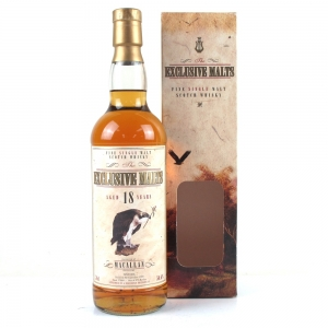 Macallan 1989 Exclusive Malts 18 Year Old