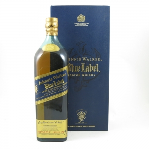 Johnnie Walker Blue Label 1 Litre front