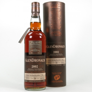 Glendronach 2002 Single Cask 10 Year Old